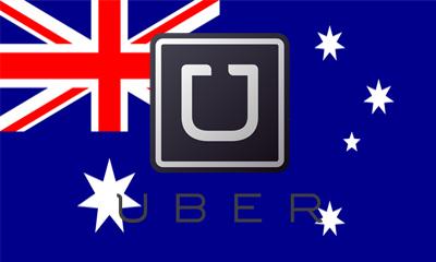 Uber в Австралии