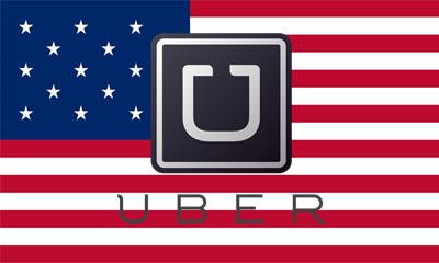 Uber в США