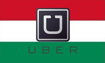 Uber в Венгрии