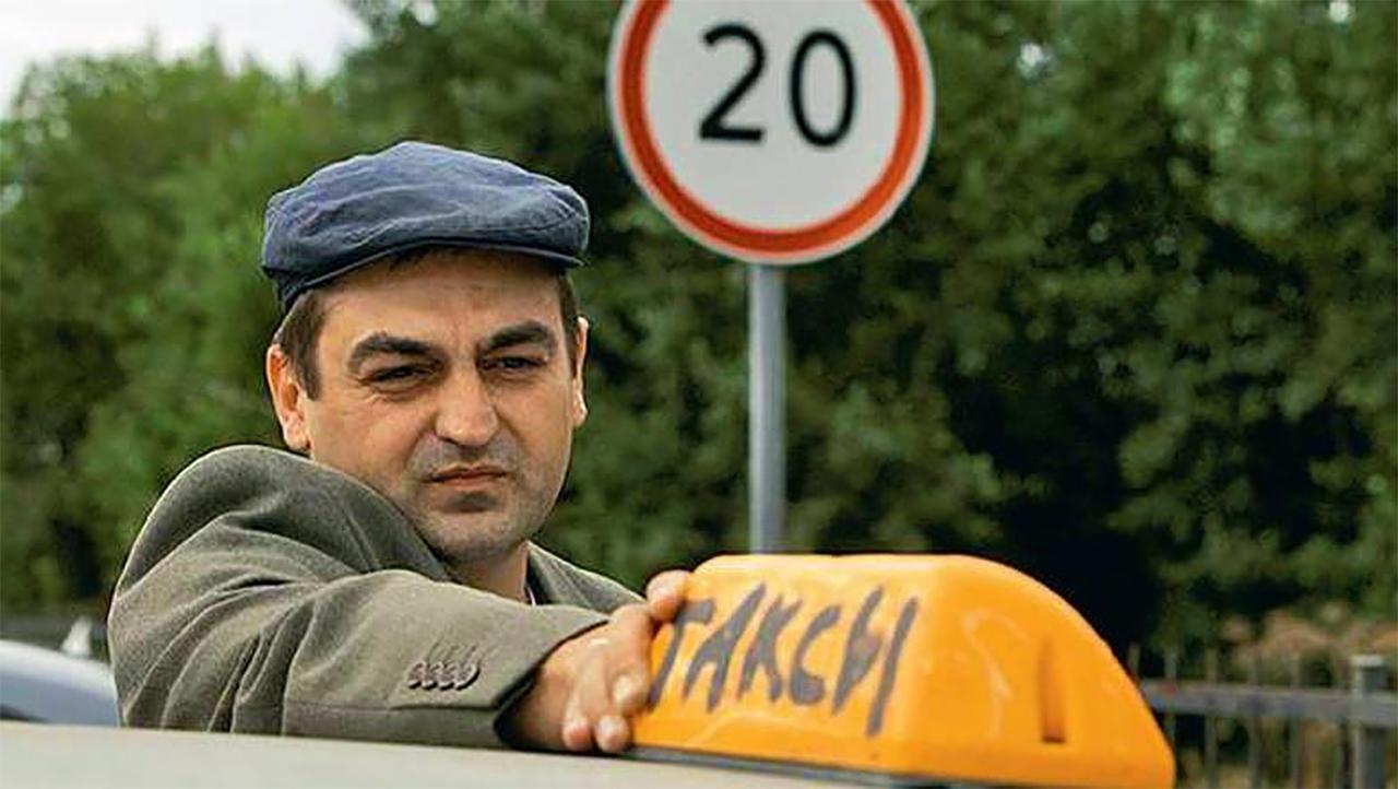 таксисты с иностранными правами