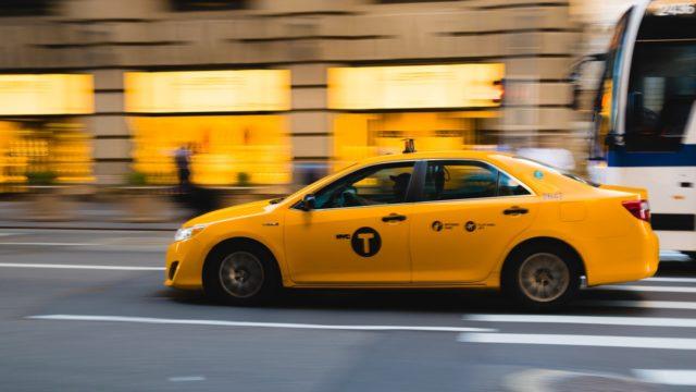 про работу в такси