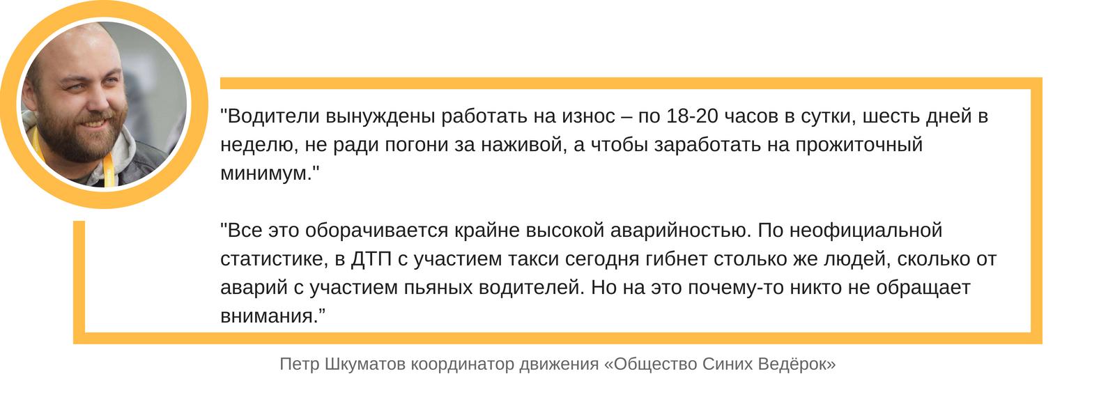 Цитата Петра Шкуматова
