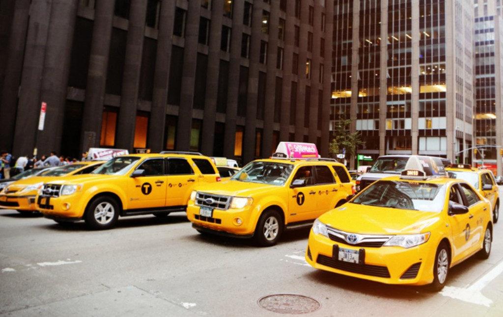 новости о сфере такси
