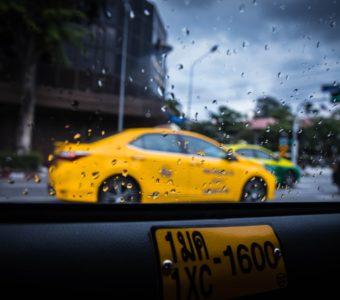 Воскресный выпуск новостей такси