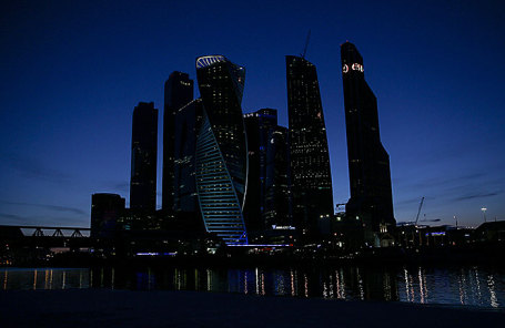 час земли 2019 Москва