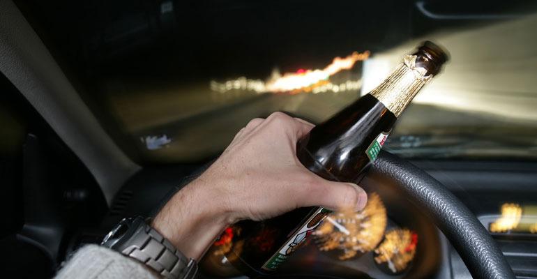 пьянка за рулем