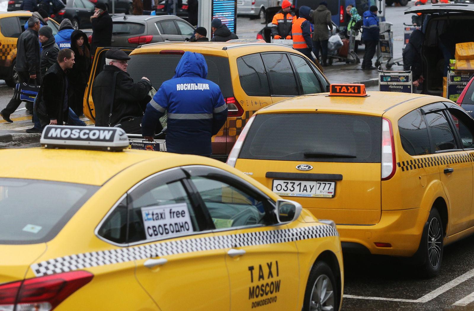 нарушения правил таксистами