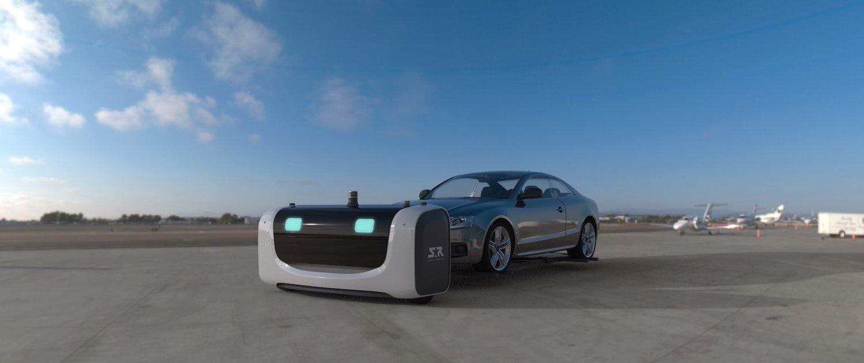 про роботов парковщиков
