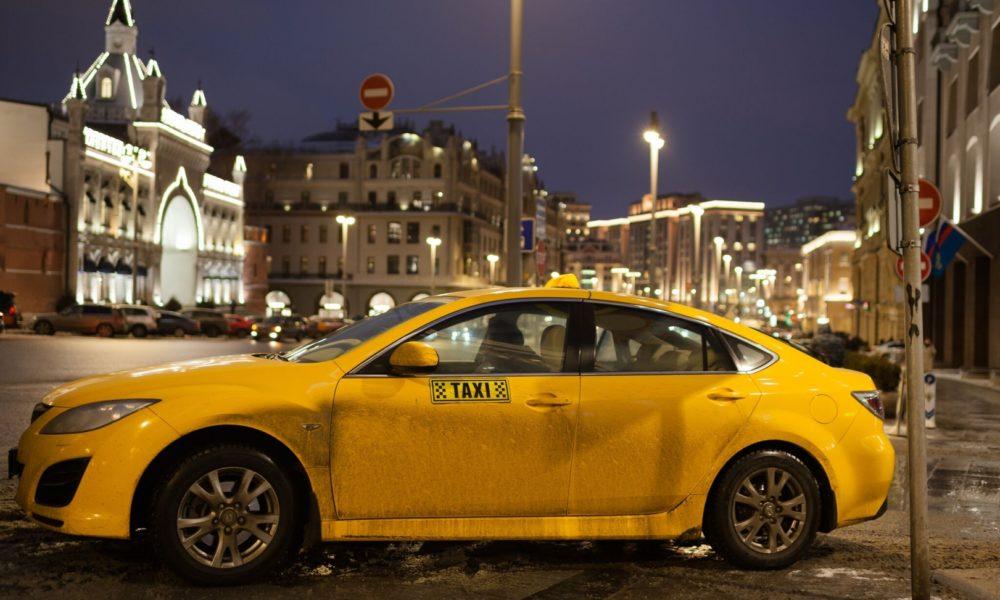 рынок такси в рф