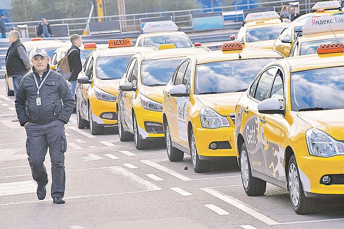 кто начал охоту на таксистов