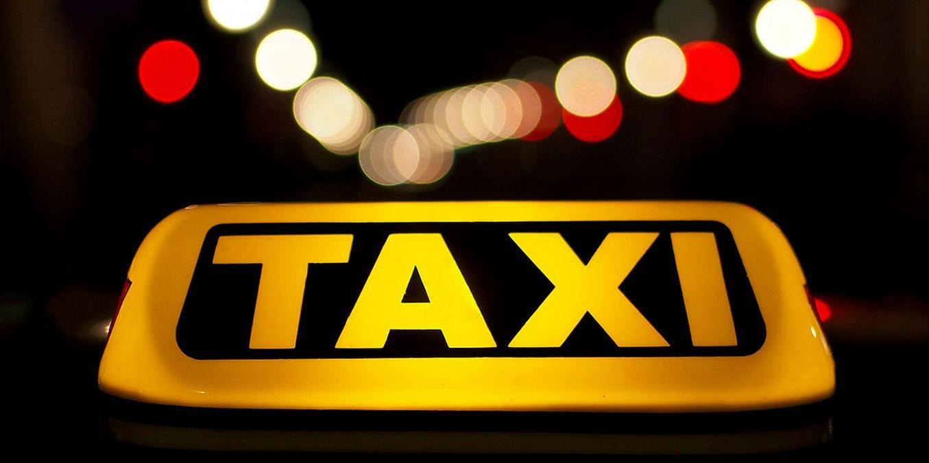в такси таксометры