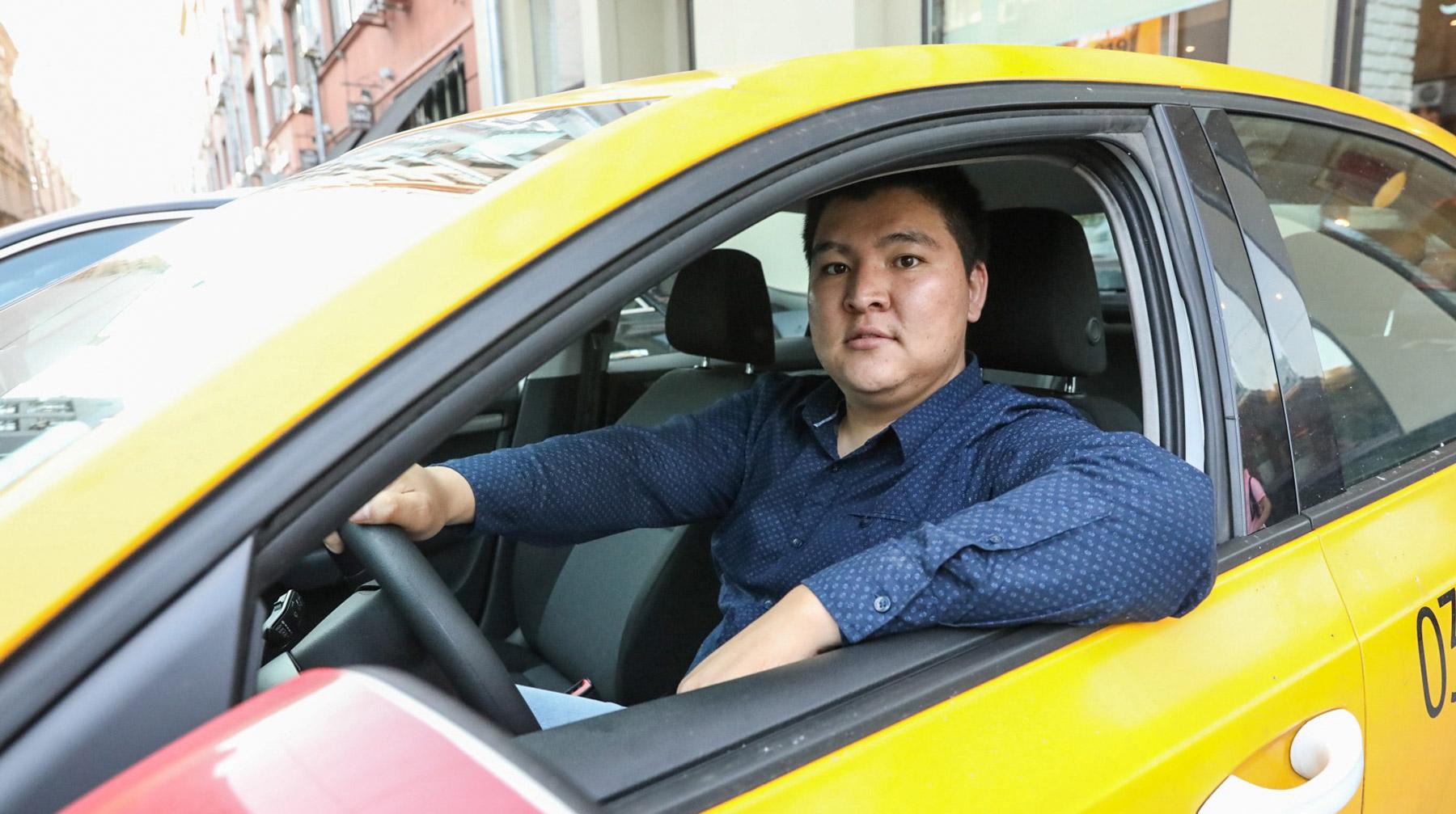 таксисты иностранцы