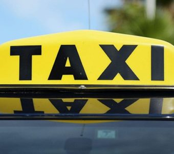 Новый запрет о парковке такси