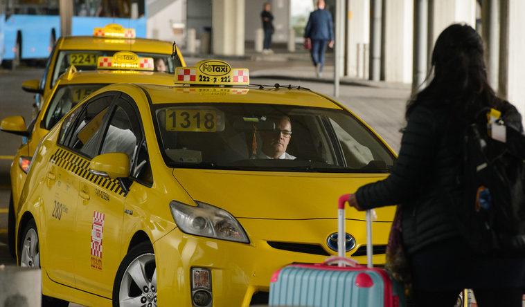новое приложение такси