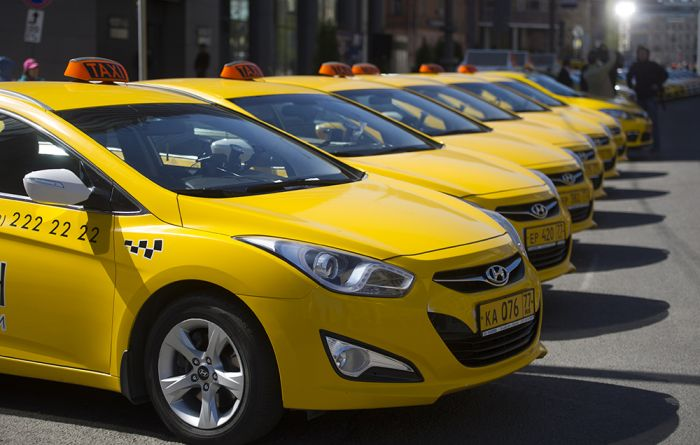 такси авто