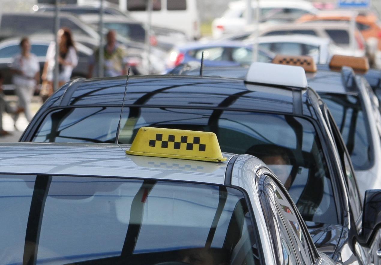 эвакуация такси
