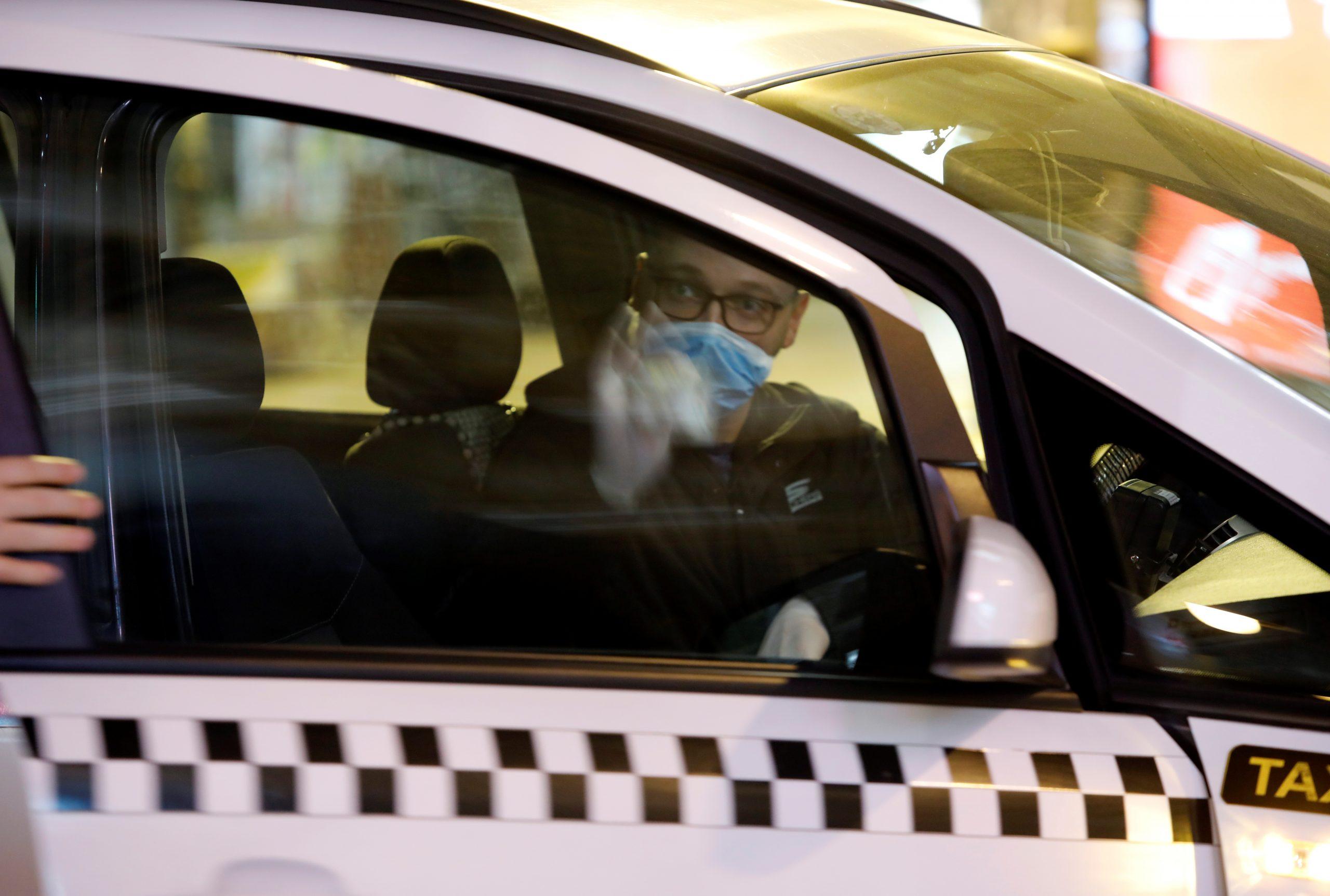 карантин в такси