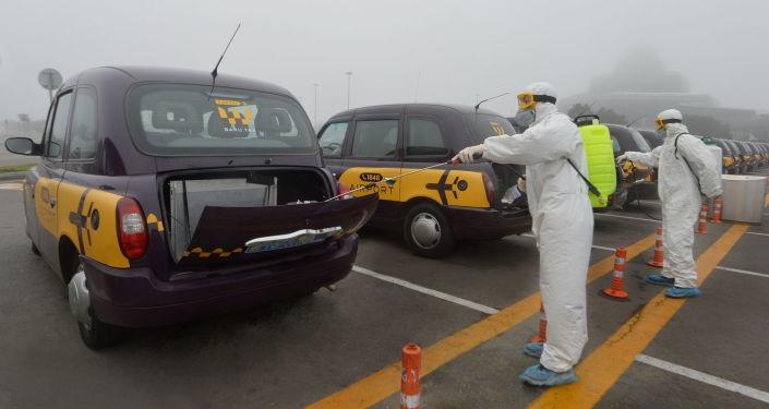 такси вирус москва новости