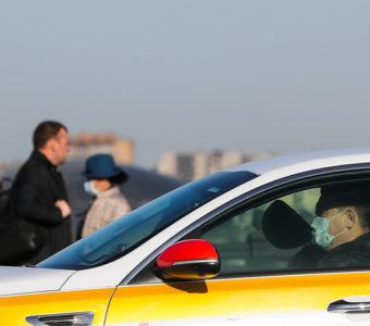 Что происходит на дорогах столицы?