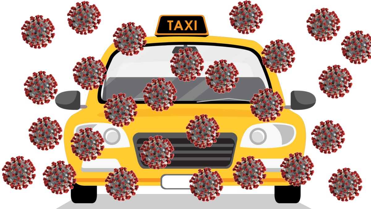 карантин такси