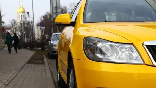 таксисты москва
