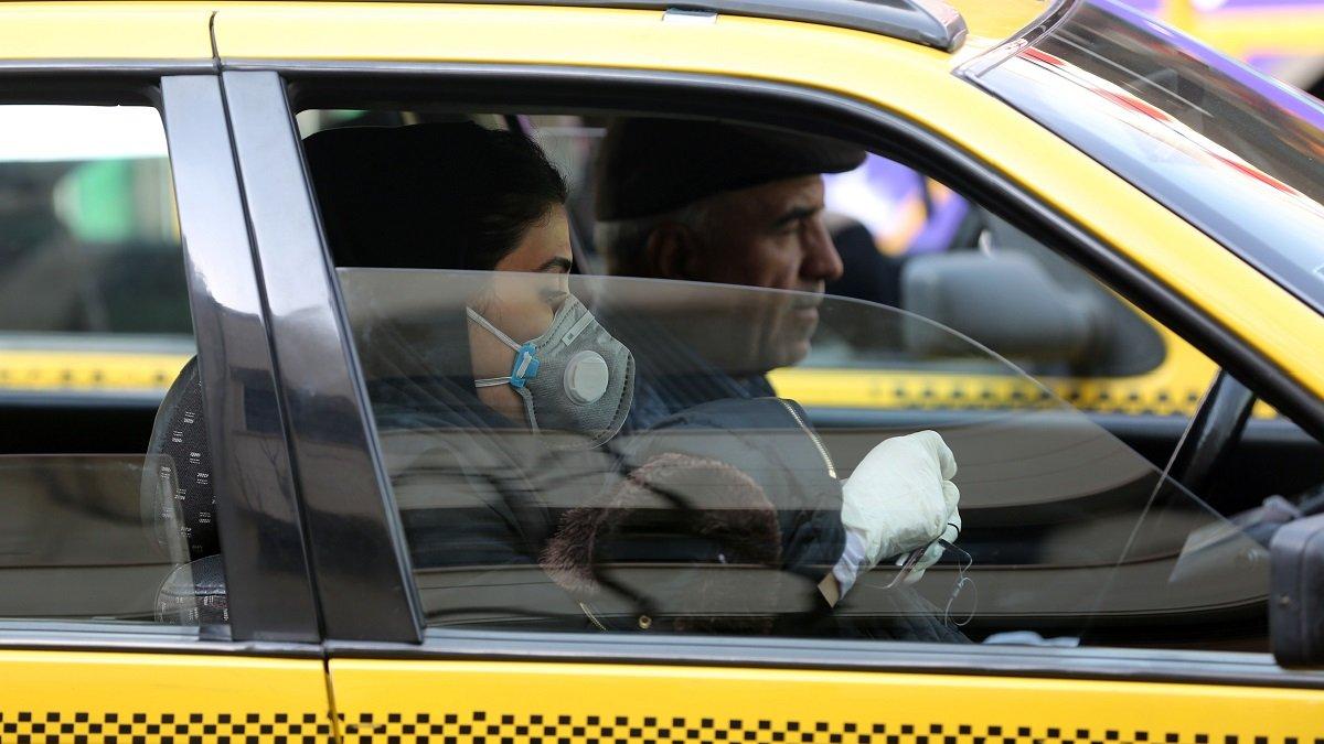 маска такси рф