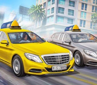 Стоимость поездки на такси в Москве снизилась