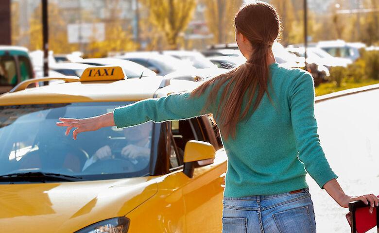 как работает такси в украине